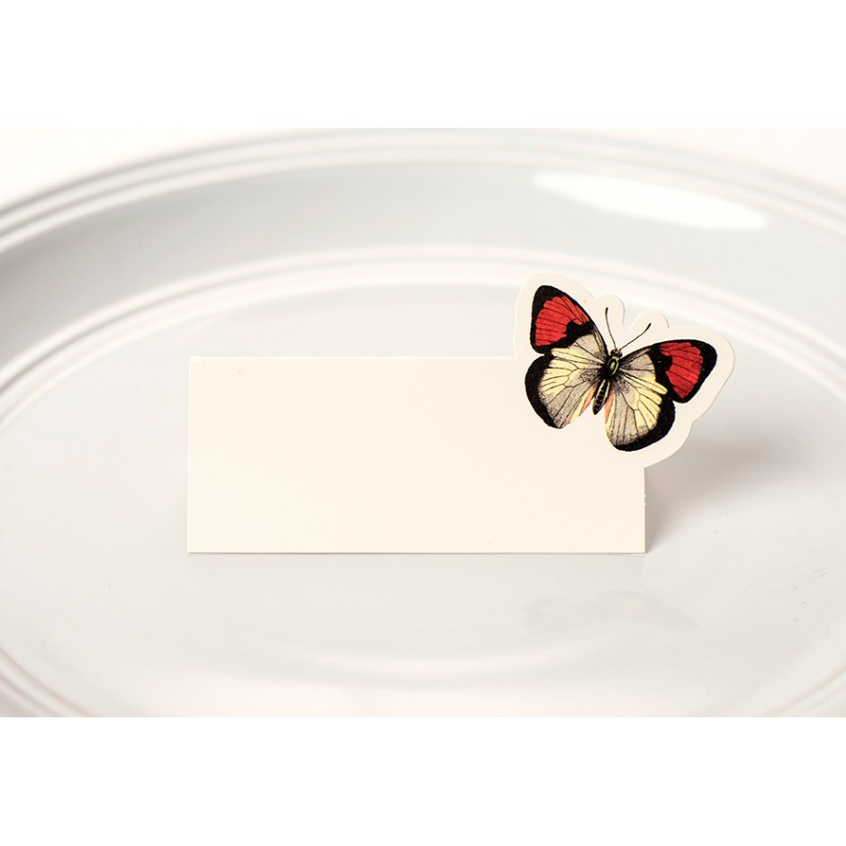 """Butterfly"" Place Cards"