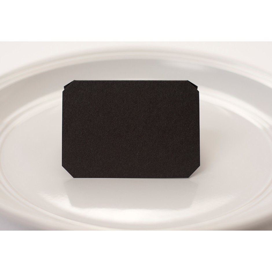 """Chalkboard"" Place Cards"