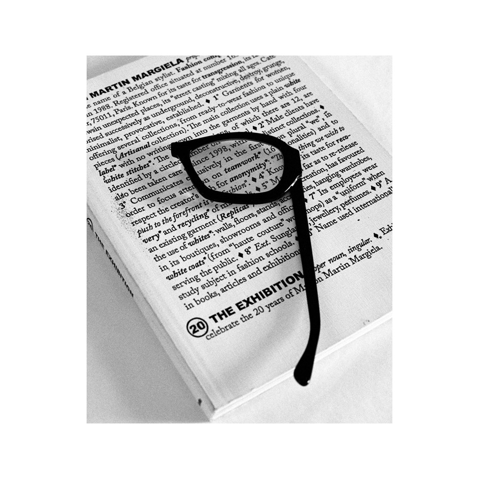 Magnifying glass by Maison Margiela
