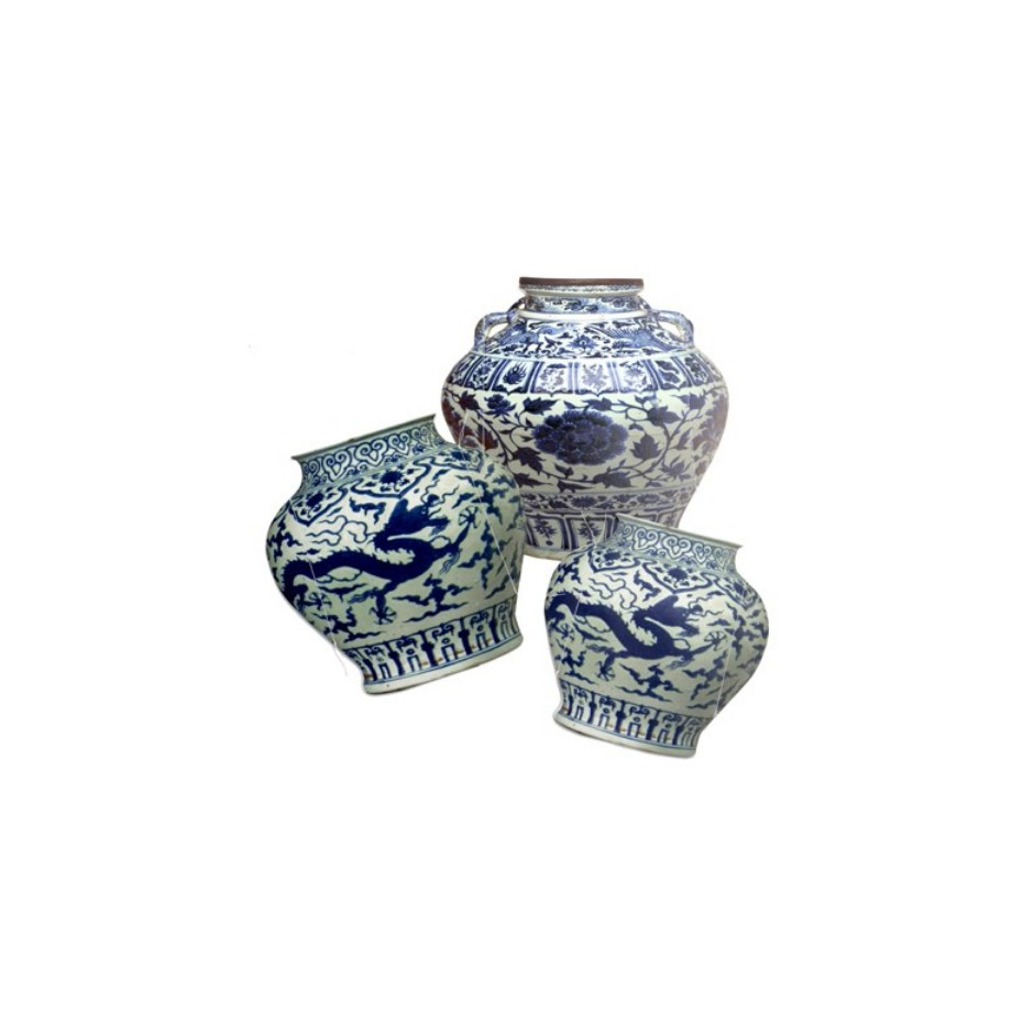vase papier chinois by Marie Michielssen